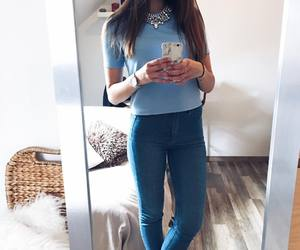 fashion, outfit of the day, and stylé image