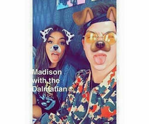 madison beer and taylor caniff image