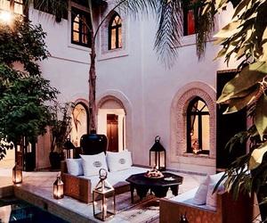 balcony, beautiful, and hotel image