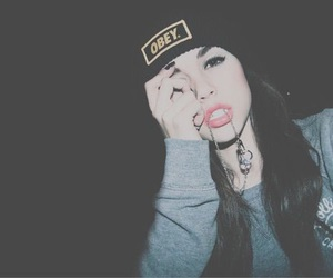 girl, obey, and maggie lindemann image