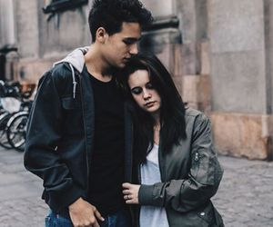 bea miller, jacob whitesides, and love image