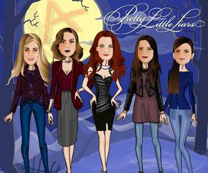 moms, pretty little liars, and pll image