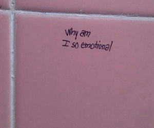 pink, quotes, and emotional image