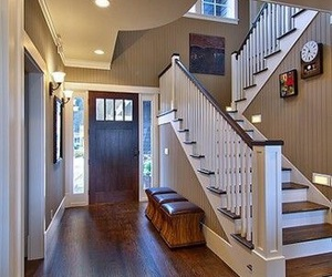 decor, staircase, and design image