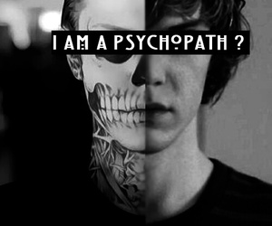 american horror story, psychopath, and ahs image