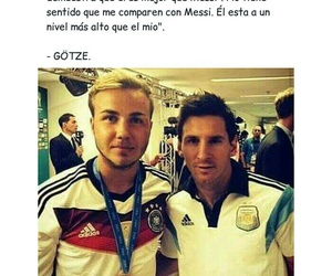 leo messi and frses del fútbol image