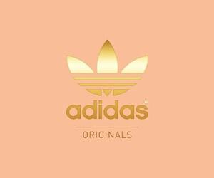 adidas, wallpaper, and gold image