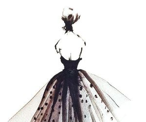 draw, dress, and art image
