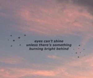 wallpaper, quotes, and eyes image