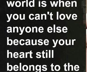 broken, quotes, and heartbreak image