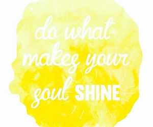inspiration, quotes, and shine image