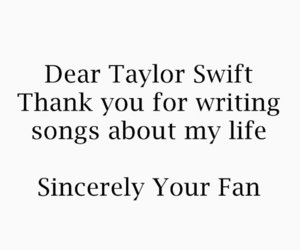 life, songs, and Taylor Swift image
