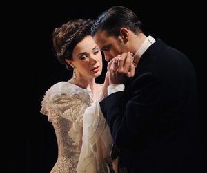 musical, Phantom of the Opera, and love never dies image