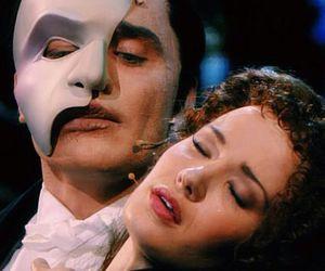 broadway, musical, and Phantom of the Opera image