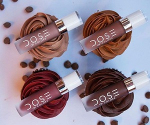 dessert, lipstick, and beauty image