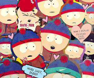 South park, stan marsh, and Collage image