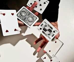 cards and magic image