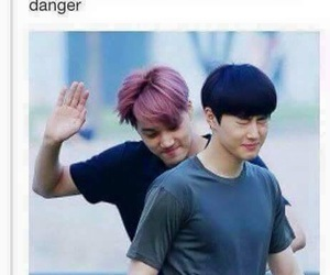 booty, danger, and exo image
