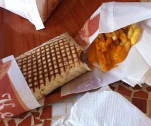 food, tacos, and frites image