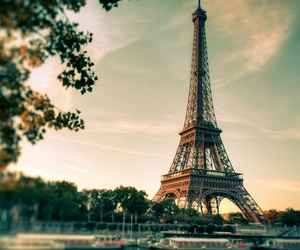 babe, eiffel tower, and life image