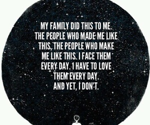 deep, family, and quote image