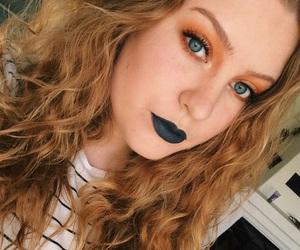 art, me, and makeup image