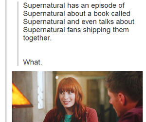 supernatural, book, and charlie image