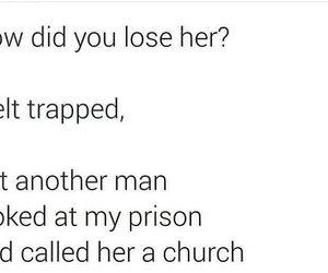 church, couple, and heartbreak image
