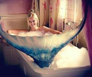 aquamarine, mermaid, and movie image
