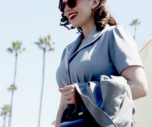 Marvel, hayley atwell, and agent carter image