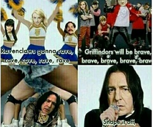 harry potter, parodie, and snape image