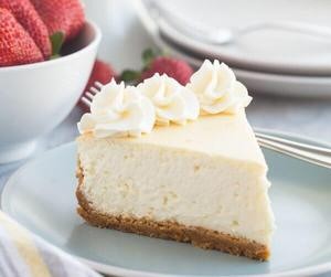cheesecake, dessert, and food porn image
