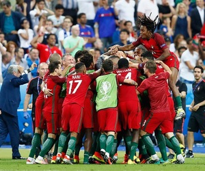 portugal and euro 2016 image