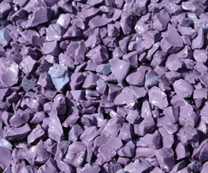 crystals, lilac, and purple image