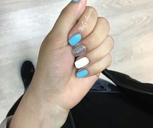 nail polish, by khristina bro, and nails image