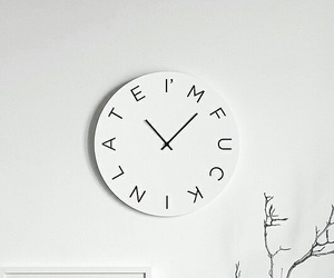 clock and Late image