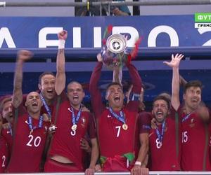 Ronaldo, euro 2016, and portugalia image