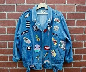style, tumblr, and jacket image