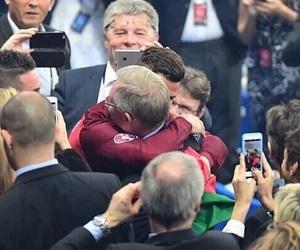 Ronaldo, ferguson, and euro 2016 image