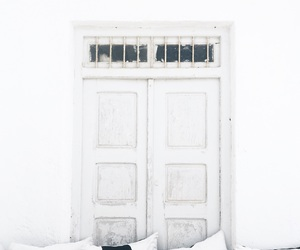 white, minimal, and photography image