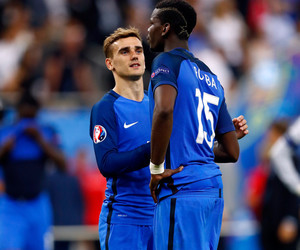 football, france, and pogba image
