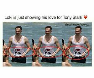 Avengers, Taylor Swift, and tom hiddleston image