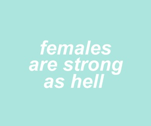 equality, girl power, and feminism image