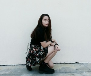 grunge, hippie, and hipster image