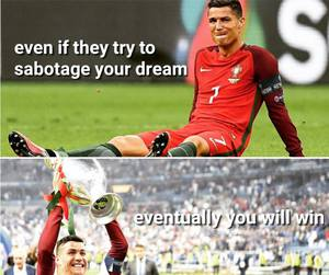 cristiano ronaldo, quote, and saying image