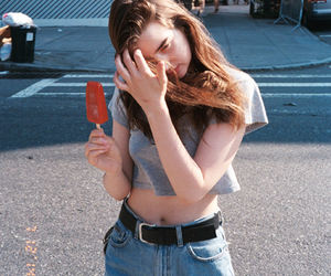 girl, indie, and ali michael image