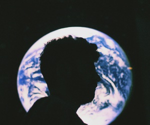 blue, boy, and earth image