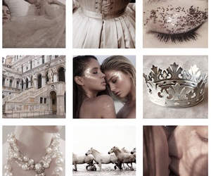aesthetic, beige, and faerie image