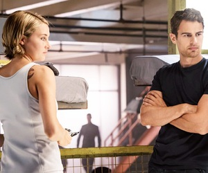 four, tris prior, and tobias eaton image