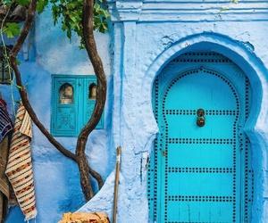 blue door, doors, and tumblr image